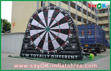 China Juegos inflables de los deportes de la lona del PVC, tablero de dardo publicitario de encargo de Inflatables proveedor