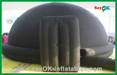 China Tienda inflable incombustible de la bóveda de la casa inflable portátil del planetario proveedor
