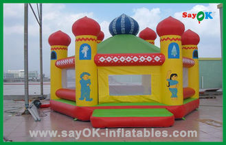 China Despedida inflable del castillo animoso popular, castillo animoso inflable proveedor