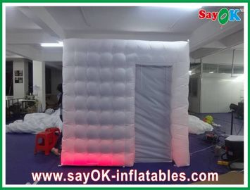 Attractive Inflatable Photo Booth For Wedding With UL Blower 2.4 x 2.4 x 2.5m