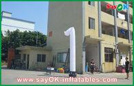 China Blanco de baile largo de Inflatables de los bailarines inflables de la ceremonia de inauguración fábrica
