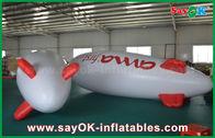 China zepelín inflable publicitario flotante del aeroplano del helio del globo de los 5m para la promoción fábrica