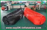 China Calidad comercial inflable del sofá del saco de dormir del aire de la playa de la lugar frecuentada interior/al aire libre fábrica