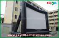 China Certificado inflable del CE/SGS de la pantalla del paño TV de la proyección del ml x 7 Mh del gigante 10 fábrica