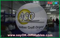 China prenda impermeable de tierra inflable hermética de los globos del PVC de 0.2m m con la impresión del logotipo fábrica