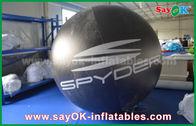 China PVC de 0.18m m/de 0.2m m que hace publicidad del globo inflable del helio con la impresión del logotipo fábrica