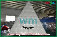 China El PVC impermeable explota el logotipo de la pirámide que imprime los productos inflables promocionales para el acontecimiento fábrica