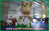 China dinosaurio gigante inflable de Jurassic Park de los personajes de dibujos animados inflables modelo 3D fábrica
