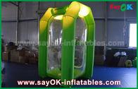 China Máquina inflable durable de la caja de la cabina del dinero de la cabina de la foto para la promoción/la publicidad/la diversión fábrica
