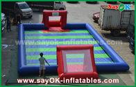 China Juegos inflables de los deportes de la lona durable del PVC/fútbol inflable de los niños fábrica