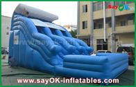 China 0,55 gorilas inflables Anti-ULTRAVIOLETA grande de la lona del PVC con la impresión del logotipo fábrica