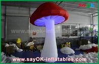 China Decoración inflable roja y blanca grande de la iluminación para el partido/el acontecimiento fábrica