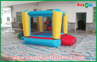 China Castillo animoso inflable de encargo de la despedida inflable simple del PVC/de Oxford fábrica