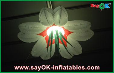 El paño de Oxford llevó la decoración inflable gigante los 2m/los 2.5m de la iluminación