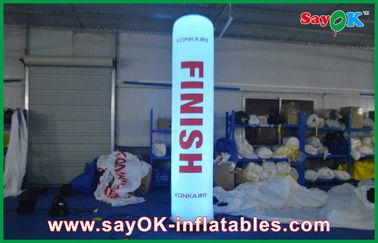 Decoraciones inflables al aire libre del paño de nylon con el ventilador del CE/UL