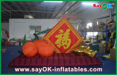 festival inflable de encargo medio Inflatables promocional de los productos de 3M