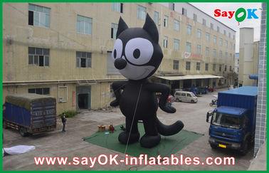 juguete inflable de los personajes de dibujos animados inflables del paño de los 5M Oxford para la feria profesional