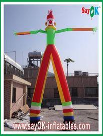 bailarín inflable Tierra-amistoso del aire, hombre que agita inflable Viento-resistente